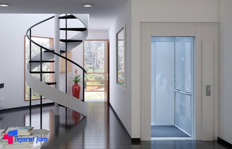 آسانسور های خانگی چه ویژگی هایی باید داشته باشند