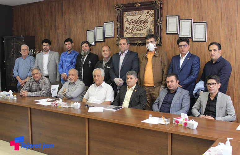 سندیکای صنایع آسانسور و پله برقی-آسمان تجارت جم